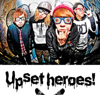Upset heroes! 2015